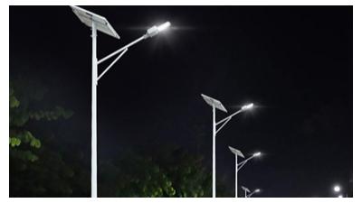 led太阳能路灯应当怎样去拆换新的构件?