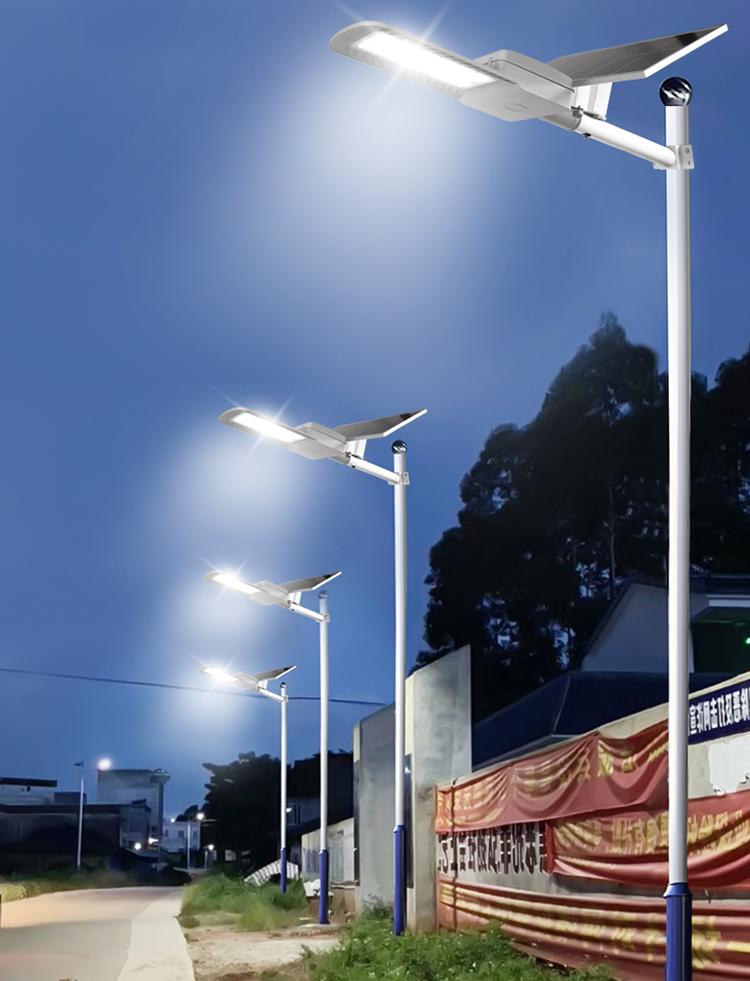 太阳能led路灯_农村太阳能路灯_200W太阳能路灯