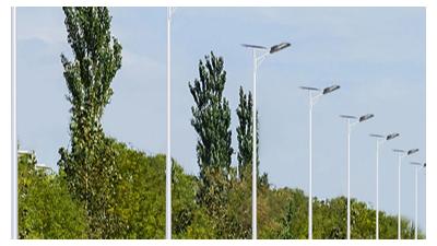 太阳能路灯led应用是如今路灯的一大转型