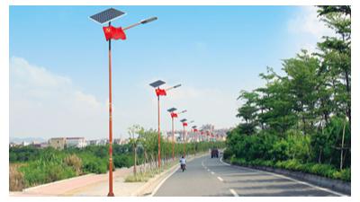 led太阳能路灯杆的加工工艺差别