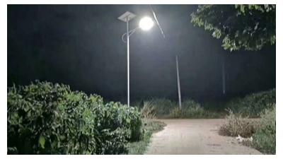 农村城市安装的太阳能路灯可使用几年