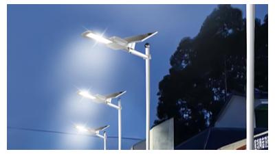太阳能led路灯资金投入较多应用的缘故