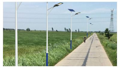 农村太阳能路灯价格及图片,南德给你介绍