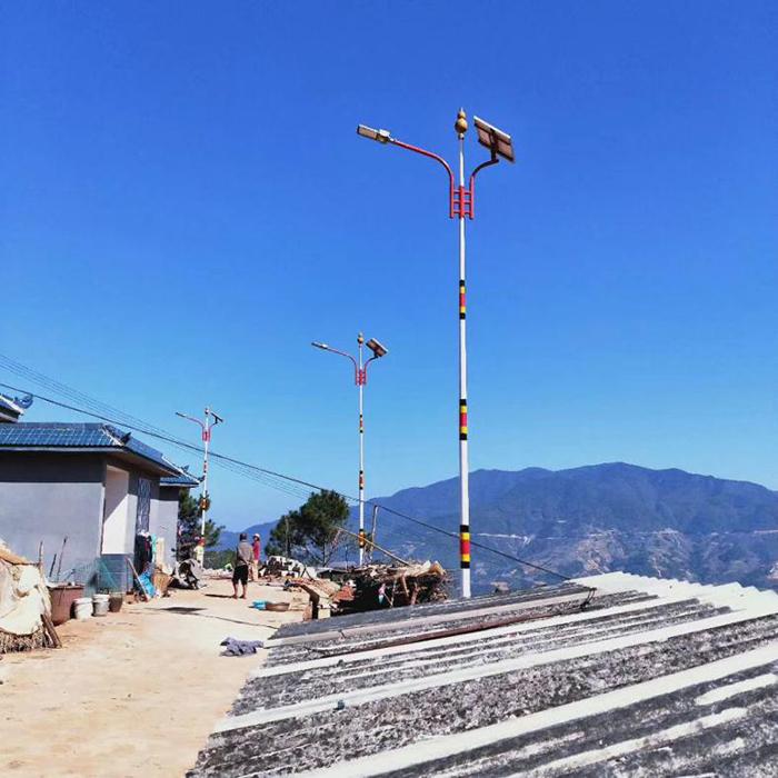 太阳能特色路灯 民族特色路灯 南德太阳能灯饰有限公司